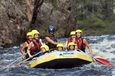 Kayaking and Rafting (9 Nights / 10 days)